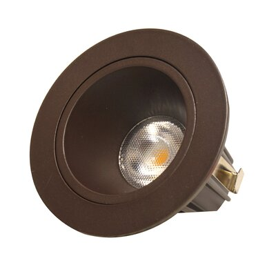 LED Recessed Housing Finish: Oil-Rubbed Bronze
