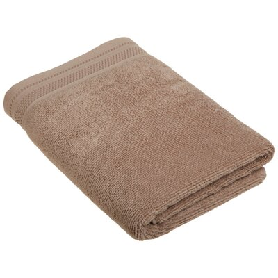 6-Piece Cotton Towel Set Color: Linen