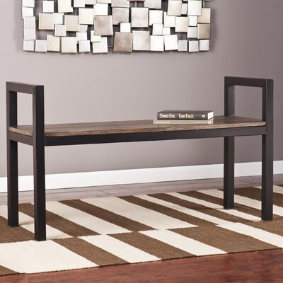 Abachi Entryway Bench