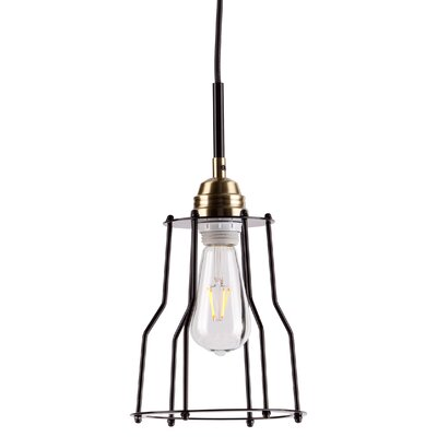 Stylo 1-Light Foyer Pendant