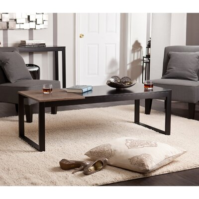 Nelly Coffee Table Finish: Black