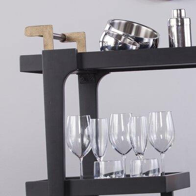 Clarity Bar Cart