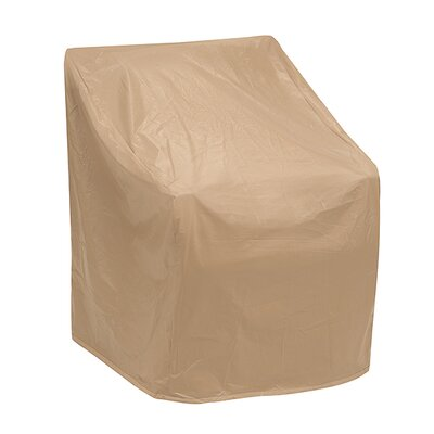 Standard Chair Cover Color: Tan