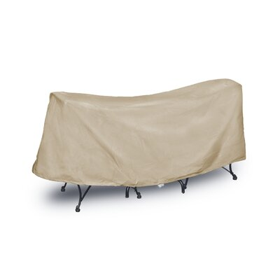 Bistro Table and Chair Cover Color: Tan