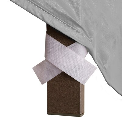 Standard Chair Cover Color: Gray