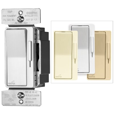 Devine AL Series Dimmer Switch Color Change Faceplate Set