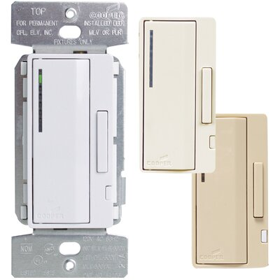 Accell AL Series Smart Dimmer Switch Color Faceplate Set
