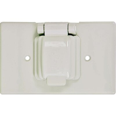 Single Receptacle/Switch Cover (Set of 20)
