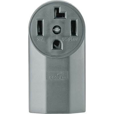 30A 4 Wire Surf Grounding Power Receptacle (Set of 10)