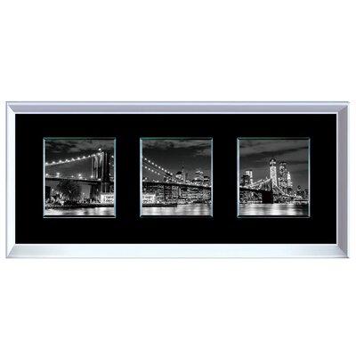 Big City Trio Framed Photographic Print SU-3015