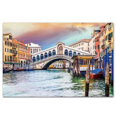 Canal Print Graphic Art SU-2058