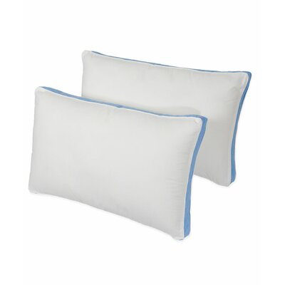 Isopedic Firm Density Fiber Pillow Size: Queen