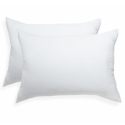 Allergen Defense Bed Pillow Size: Jumbo