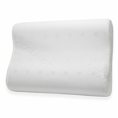 EZ Dreams Memory Foam Standard Pillow
