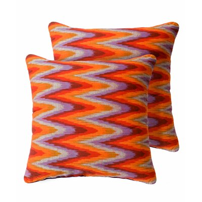 Zenez Woven Decorative Throw Pillow