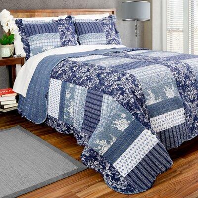 Vintage Quilt Set Size: Twin