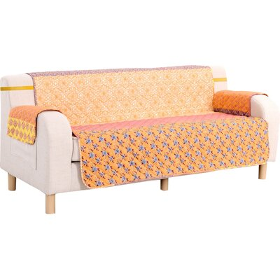 Escapade Box Cushion Sofa Slipcover