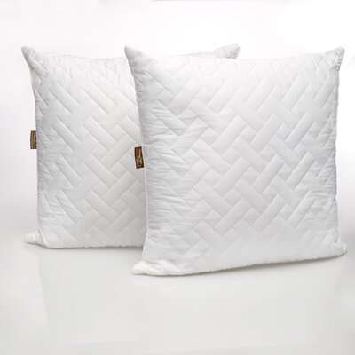 Panama Jack Quilted Polyfill European Pillow