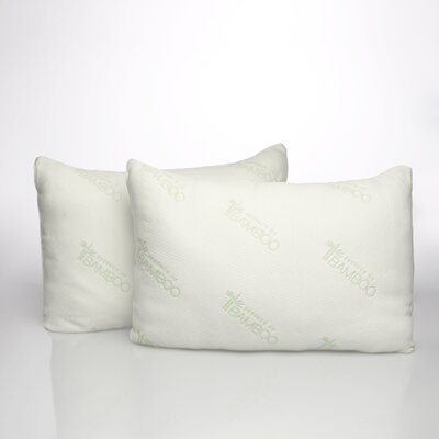 Panama Jack Infused Jumbo Twin Polyfill Standard Pillow
