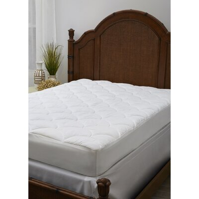 Panama Jack Stay Cool Performance Mattress Pad Size: Twin