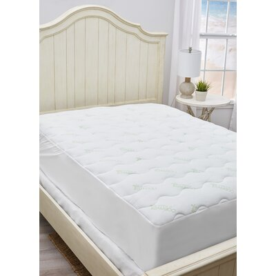 Essence of Bamboo Mattress Pad Size: Queen