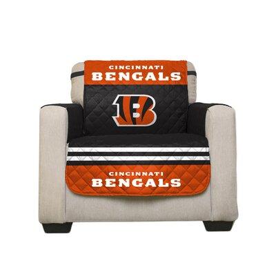 NFL Armchair Slipcover NFL Team: Cincinnati Bengals