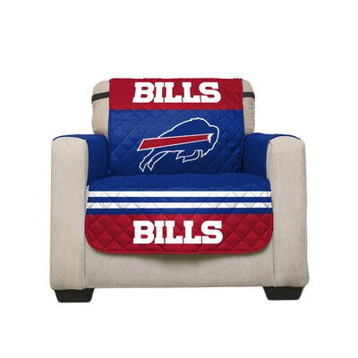 NFL Armchair Slipcover NFL Team: Buffalo Bills