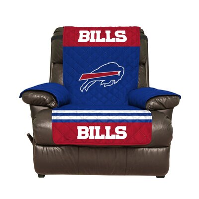 NFL Recliner Slipcover NFL Team: Buffalo Bills