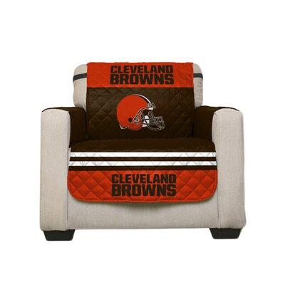 NFL Armchair Slipcover NFL Team: Cleveland Browns