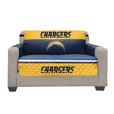 NFL Loveseat Slipcover NFL Team: San Diego Chargers