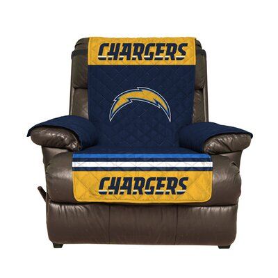 NFL Recliner Slipcover NFL Team: San Diego Chargers