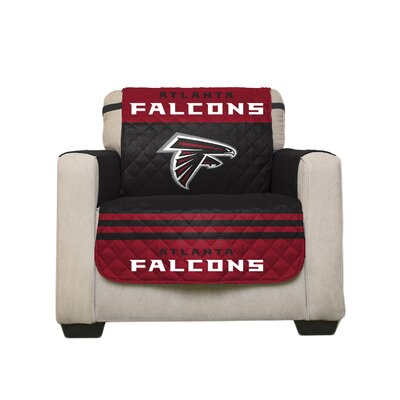 NFL Armchair Slipcover NFL Team: Atlanta Falcons