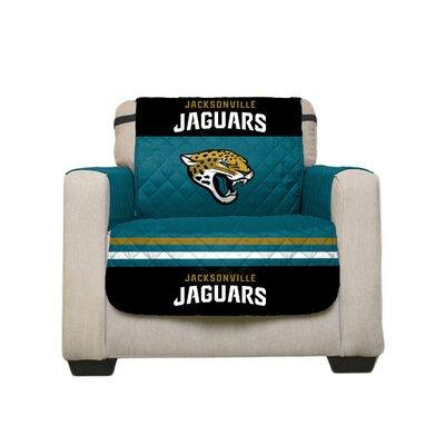 NFL Armchair Slipcover NFL Team: Jacksonville Jaguars