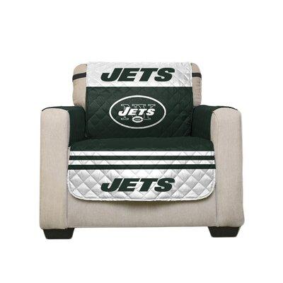 NFL Armchair Slipcover NFL Team: New York Jets