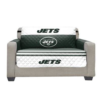 NFL Loveseat Slipcover NFL Team: New York Jets