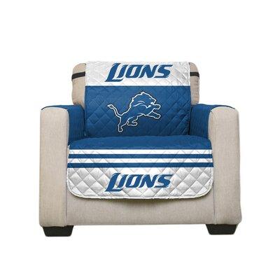 NFL Armchair Slipcover NFL Team: Detroit Lions