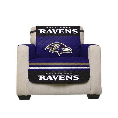 NFL Armchair Slipcover NFL Team: Kansas City Chiefs