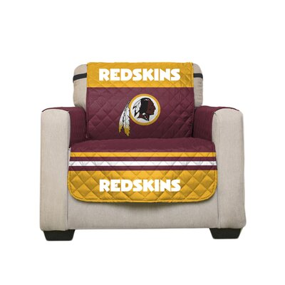 NFL Armchair Slipcover NFL Team: Washington Redskins