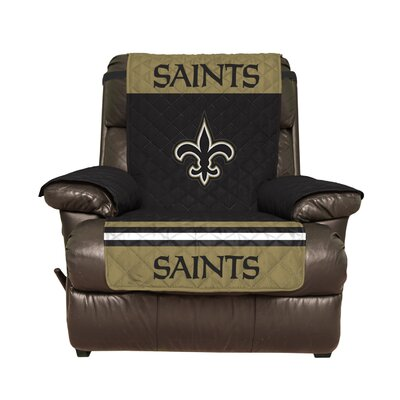 NFL Recliner Slipcover NFL Team: New Orleans Saints