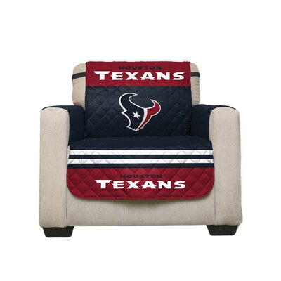 NFL Armchair Slipcover NFL Team: Houston Texans