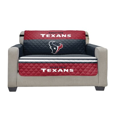 NFL Loveseat Slipcover NFL Team: Houston Texans