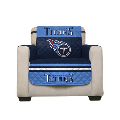NFL Armchair Slipcover NFL Team: Tennessee Titans