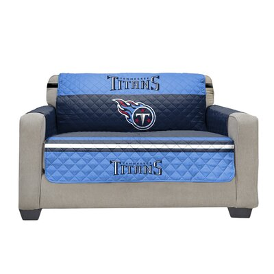 NFL Loveseat Slipcover NFL Team: Tennessee Titans
