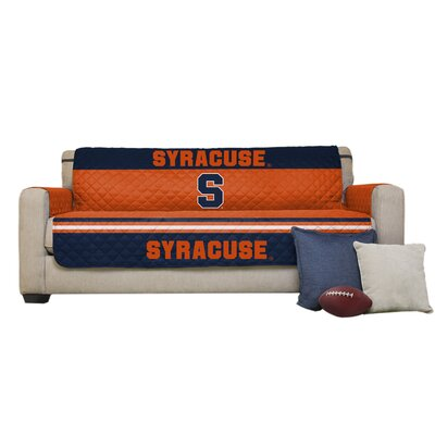 NCAA Polyester Sofa Slipcover NCAA Team: Syracuse University