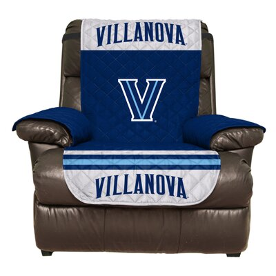 NCAA Polyester Recliner Slipcover NCAA Team: Villanova University