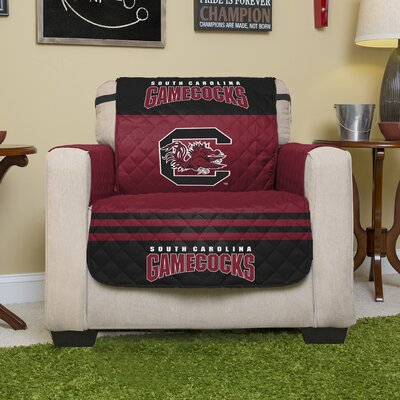 NCAA Polyester Recliner Slipcover NCAA Team: University of South Carolina, Columbia