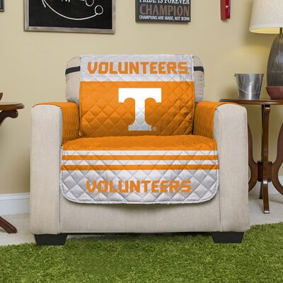 NCAA Polyester Recliner Slipcover NCAA Team: University of Tennessee, Knoxville