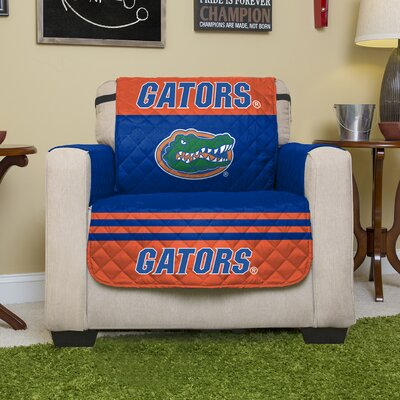 NCAA Polyester Recliner Slipcover NCAA Team: University of Florida