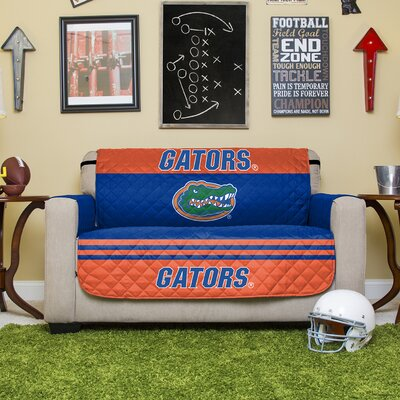 NCAA Polyester Sofa Slipcover NCAA Team: University of Florida