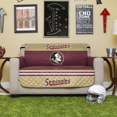 NCAA Polyester Loveseat Slipcover NCAA Team: University of Central Florida